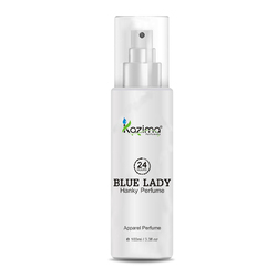KAZIMA 24h Blue Lady Hanky Spray Perfume For Unisex