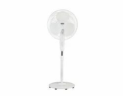 Mist Air Icy White Pedestal Fan