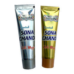Sona Chandi Metalic Color Paste (non Toxic)