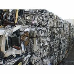 Silver Industrial Metal Scrap, For Melting