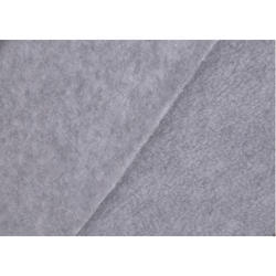Anti Pill Melange Fleece Fabric