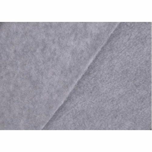 Anti Pill Melange Fleece Fabric At Rs 305 Kilogram Kalupur