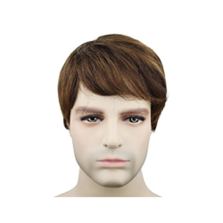 Synthetic Hair Wigs For Men