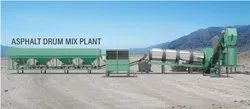 Counter Mix Hot Mix Plant