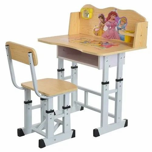 Kids Wooden Study Chair And Table Set At Rs 2500 Set Jayanagar
