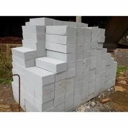 TEN 31 Solid 5 Inch Autoclaved Aerated Concrete Block, For Partition Walls