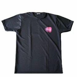 Multicolor Cotton, Mens Round Neck T-shirt