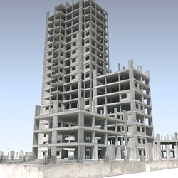 Building Construction Services, In Pan India