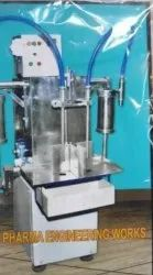 Semi Automatic Vacuum Filling Machine