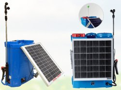 Cool Tech Blue Solar Sprayers