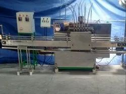 Agro Chemical Filling Machine