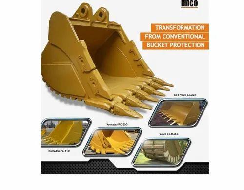 IMCO SK20 Kobelco Bucket Reconditioning Parts, PC210 | ID