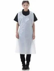 LDPE Disposable Apron