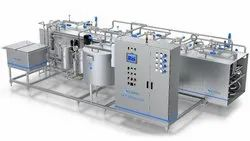Automatic Standard UHT Food Processing Plant