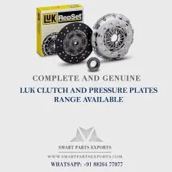 LUK CLUTCH AND PRESSURE PLATES
