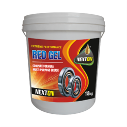 Red Lubricating Grease