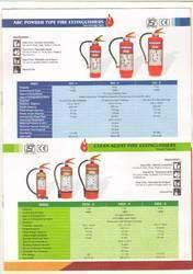 Fire Extinguisher 02kg