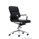 Steel Royal High Back Chair