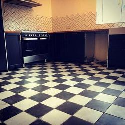 Tile Flooring Service