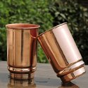 Copper Glass Tumbler, 300 ml (Brown)