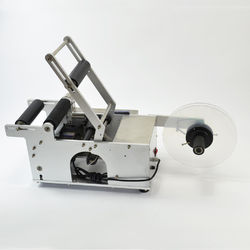 MT-50 Round Bottle Labeling Machine