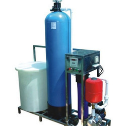 1000 LPH Softener Water Plant