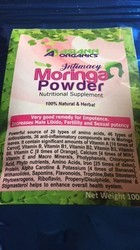 Intimacy Moringa Powder