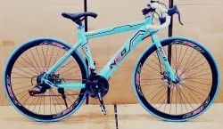 Blue Neo Gear Bicycle