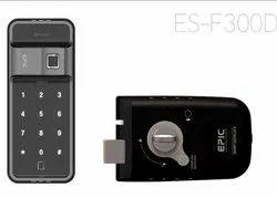 ES-F300D 4 Way Via Fingerprint, Password, Smart Card & Bluetooth, Finish Type: Durable Metallic Body