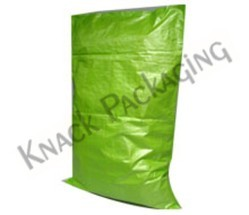Woven Single Colored Bags (HDPE/PP)