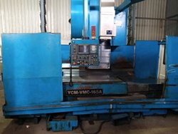Used & Old Vertical Machine Center Make Super Max Ycm 165 a Available In Stock