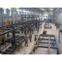 Metallic Structures Fabrication Service