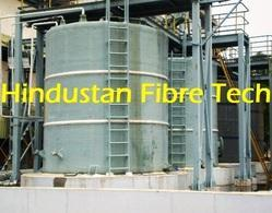 FRP Acid Storage Tanks