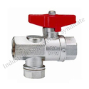 CIM 620 Ball Valve With Inbuilt Strainer