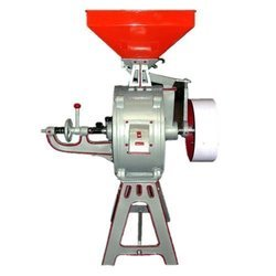 Semi Automatic Wheat Flour Mill