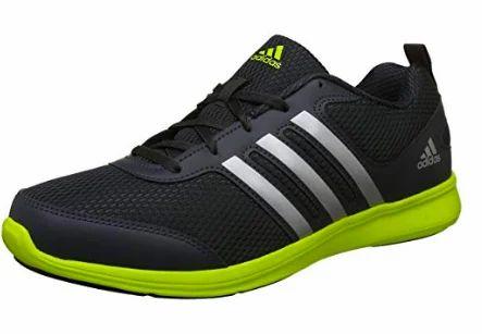 Adidas Men's Yking Dark Grey Running