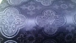 White Attractive Look Church Vestment Fabric