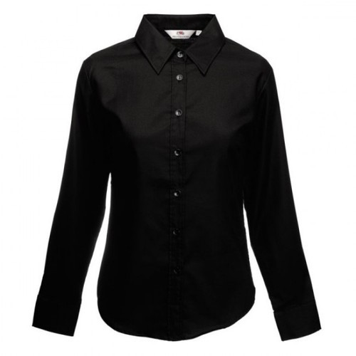 affordable price select for genuine nice shoes Black Ladies Shirt