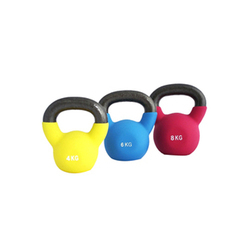 Neoprene Dipping Kettle Bell Dumbbell