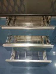 Modern Kitchen Rack