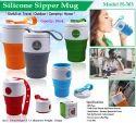 Silicone Sipper Mug H-303