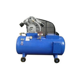 Anest Iwata Piston Air Compressor With 1 HP - 30 HP Horse Power & 7 - 10 bar Discharge Pressure