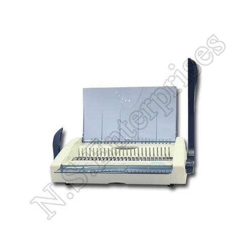 Comb Binding Machine C24d