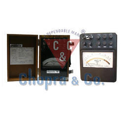 Analog Portable Meters, Usage: Industrial