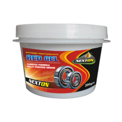 Gel High Temperature Grease