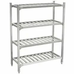 Suparmarket display racks
