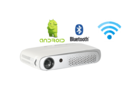 Punnkk P30 Android & WiFi 2400 Lumens LED Projector