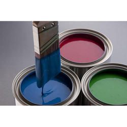 High Gloss Water Based Paint Industrial Machine Paint, Packaging Size: 5-20 Ltr