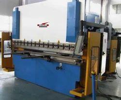 Semi-Automatic Hydraulic Press Brakes