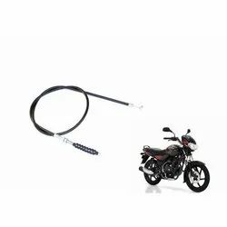 Two Wheeler Discover Bike Clutch Cable, Size: 1-2 m